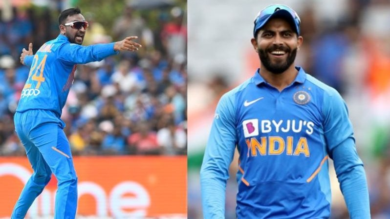 Fans throw stats as 'Ravindra Jadeja vs Krunal Pandya' trends on Twitter