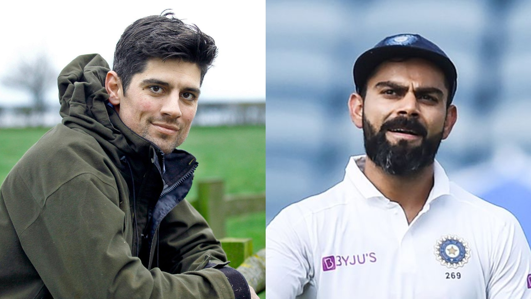Alastair Cook picks Virat Kohli over Sachin Tendulkar in his list of top five all-time greats