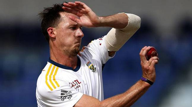 Dale Steyn joins Hampshire with an aim to regain fitness