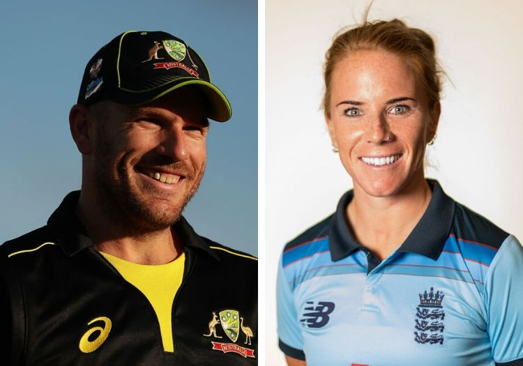 Aaron Finch and Lauren Winfield will lead Northern Superchargers in The Hundred | Getty Images