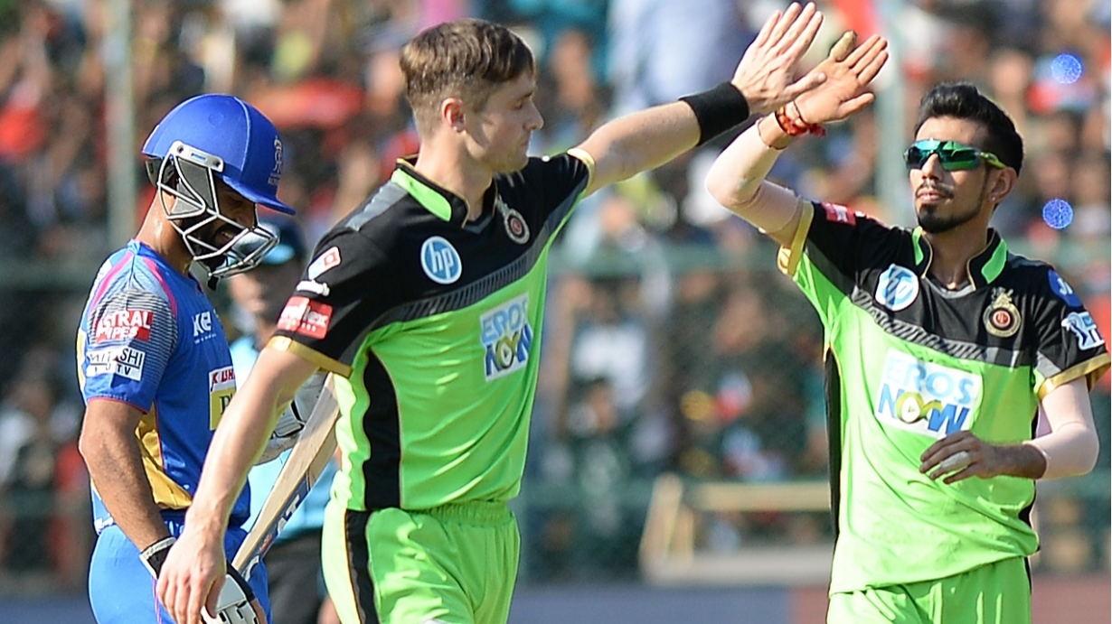 IPL 2018: RCB need to improve all departments, feels Chris Woakes