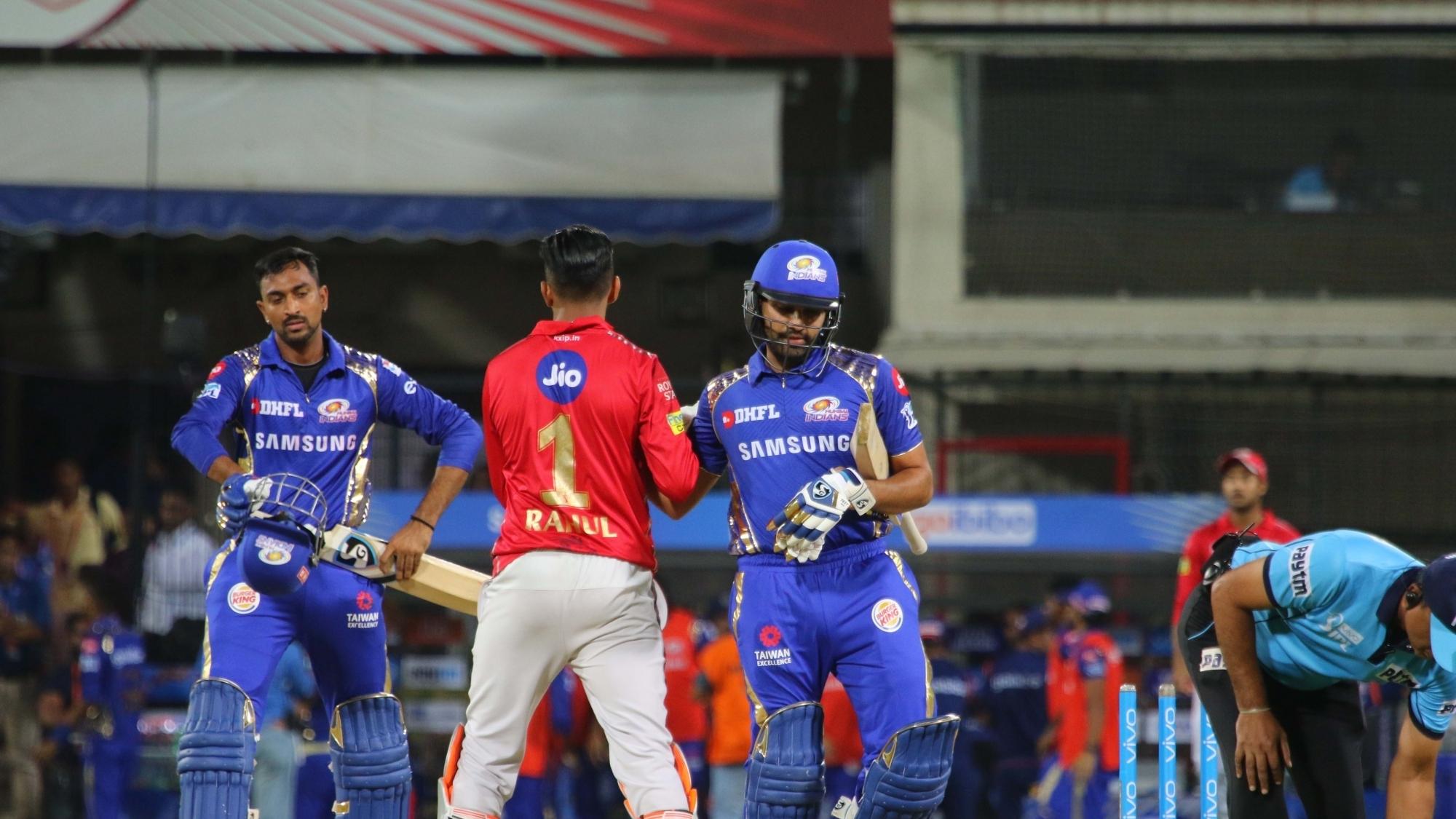 IPL 2018 : KXIP v MI- क्रुणाल पांड्या की तूफानी पारी से मुंबई इंडियंस को 6 विकेट से मिली जीत