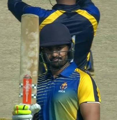 Syed Mushtaq Ali Trophy 2018: 24th January – Karun hits 100, Lomror and Raina shine with bat; UP, Rajasthan, Bengal win