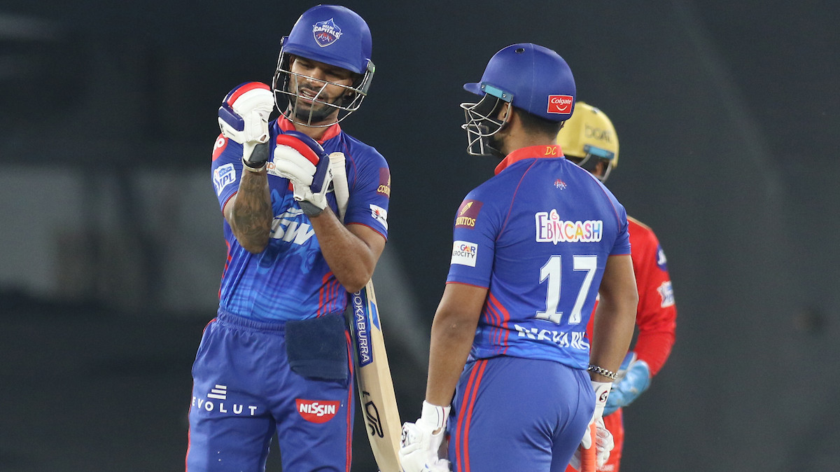 IPL 2021: Shikhar Dhawan hits another fifty as DC beat PBKS by 7 wickets to attain top spot in points table