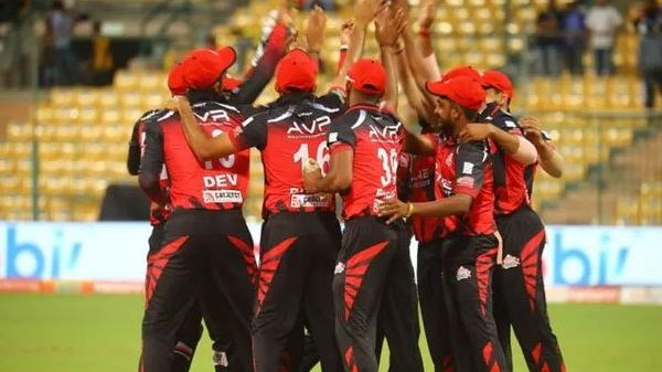 KPL 2019: All-round Bellary Tuskers outclass Bijapur Bulls by 7 wickets