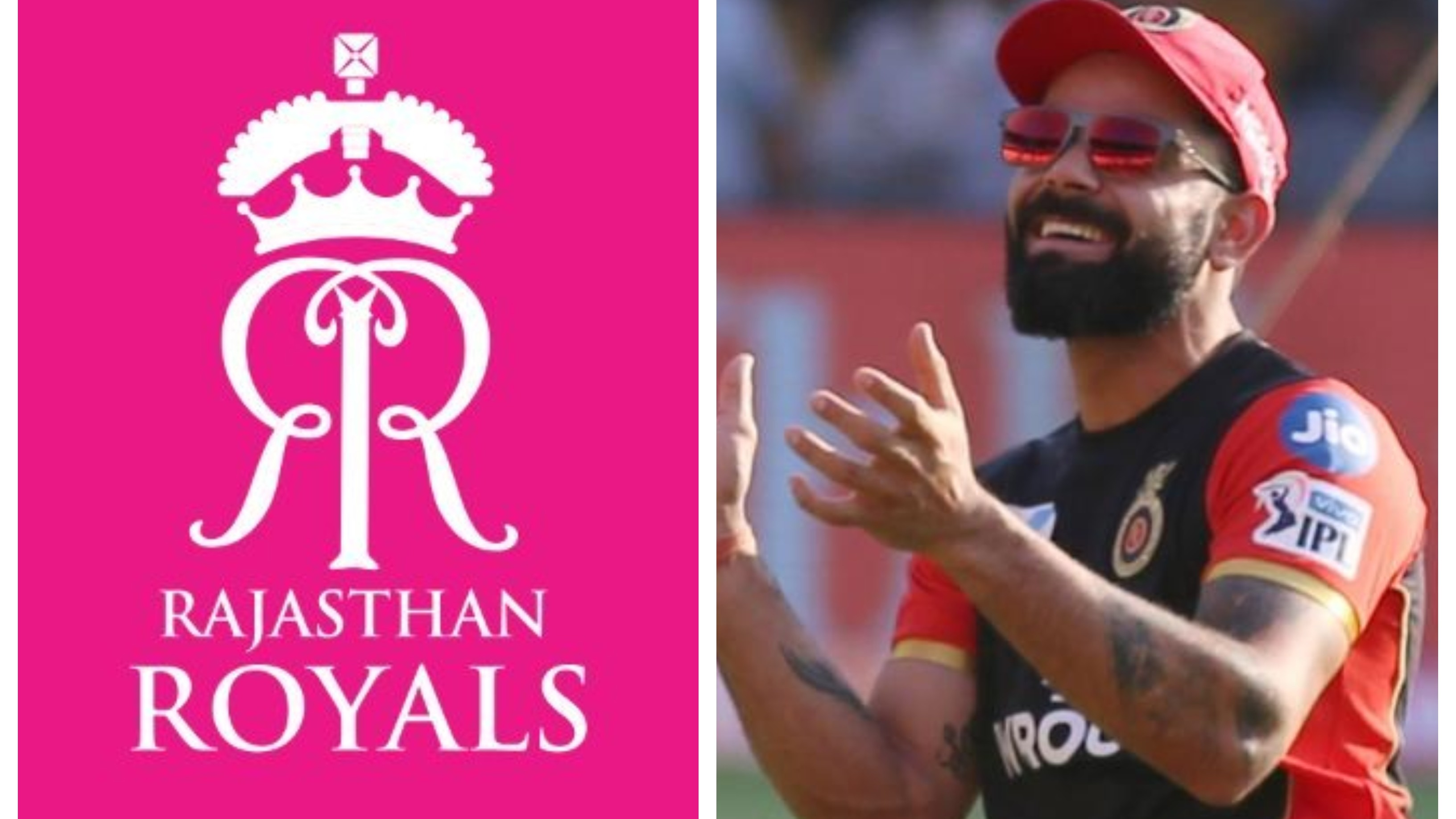 IPL 2020: Rajasthan Royals react after a fan suggests the franchise to sign Virat Kohli