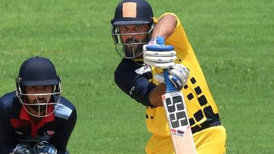 Murali Vijay slams 107 against Meghalaya in Syed Mushtaq Ali T20 Trophy