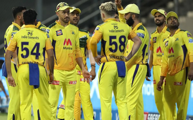 CSK will be confidently heading into the second phase of the IPL 2021 | BCCI/IPL