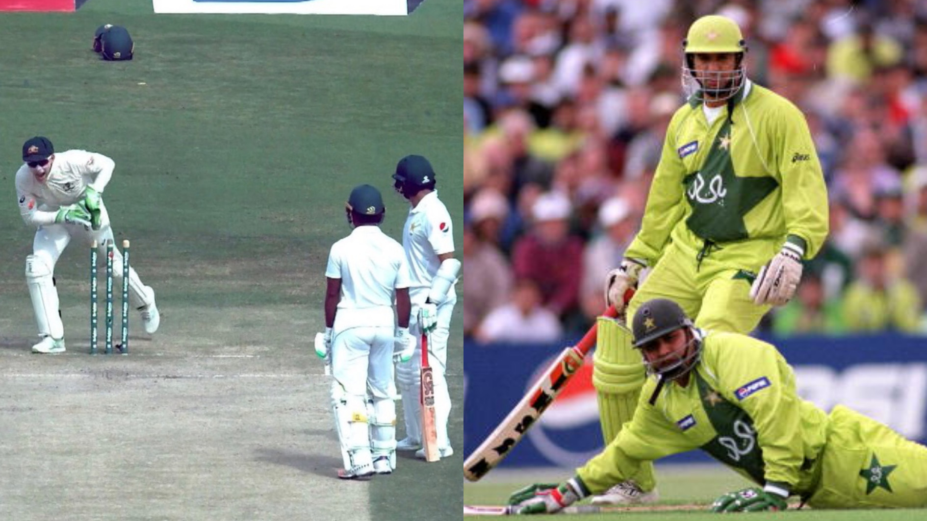 WATCH - Top 5 most comical Pakistani run outs in international cricket