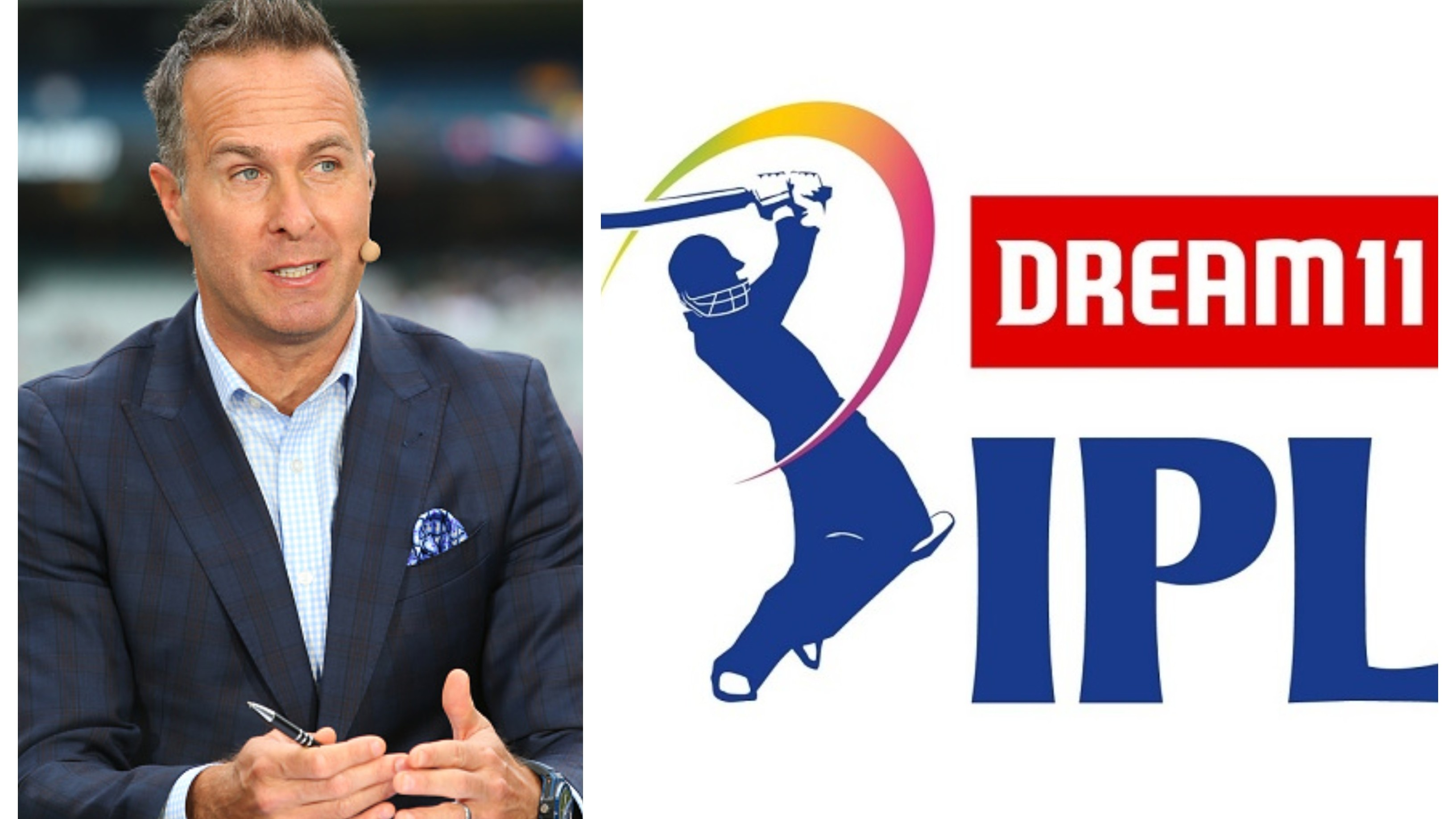 IPL 2020: WATCH – Michael Vaughan picks his IPL champion for this season