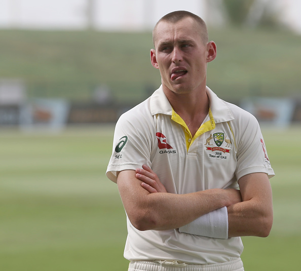Marnus Labuschagne averages just 33.17 in the First-class cricket   Getty Images