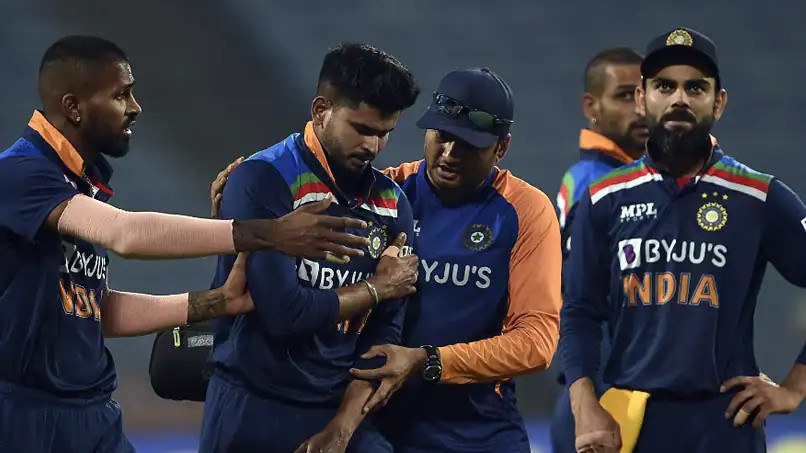 IND v ENG 2021: Shreyas Iyer ruled out of remainder of England ODI series, confirms BCCI