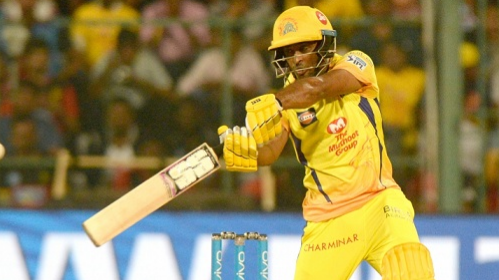 IPL 2018: Ambati Rayudu has really stood out this IPL says, Matthew Hayden