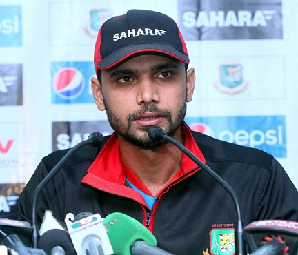 Mashrafe Mortaza confident of better show in their 2018 campaign opener