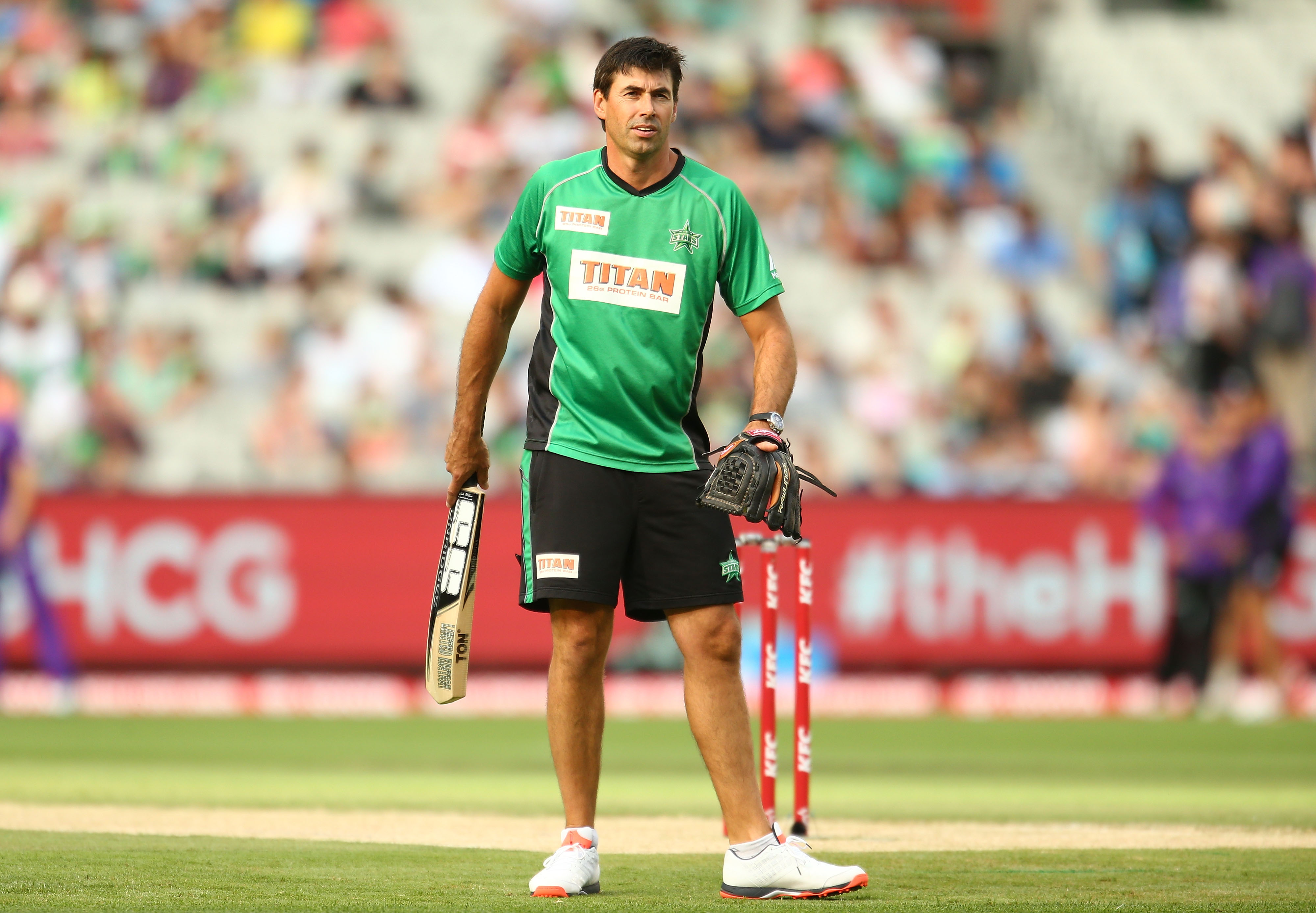 Fleming has made a name for himself as one of the best T20 coaches around. (Getty)