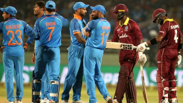WI v IND 2019: A Statistical look at West Indies versus India ODI rivalry
