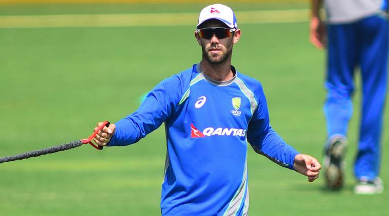 Glenn Maxwell hits back at Steve Smith's comments over his training