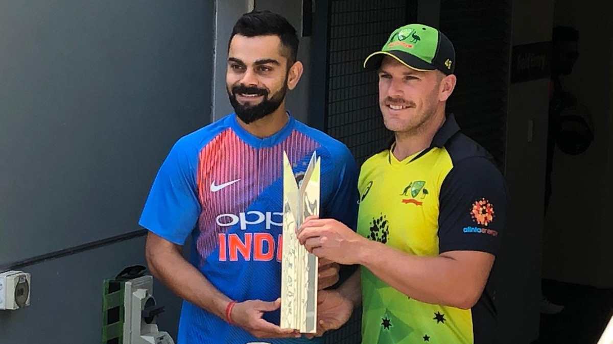 AUS vs IND 2018: First T20I - Statistical Preview