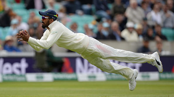 ENG v IND 2018: Watch - KL Rahul grabs a stunner at The Oval