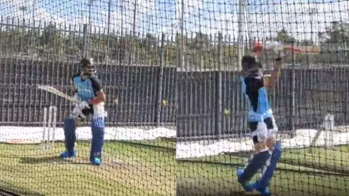 AUS V IND 2020-21: WATCH - Virat Kohli gearing up for first ODI against Australia at SCG