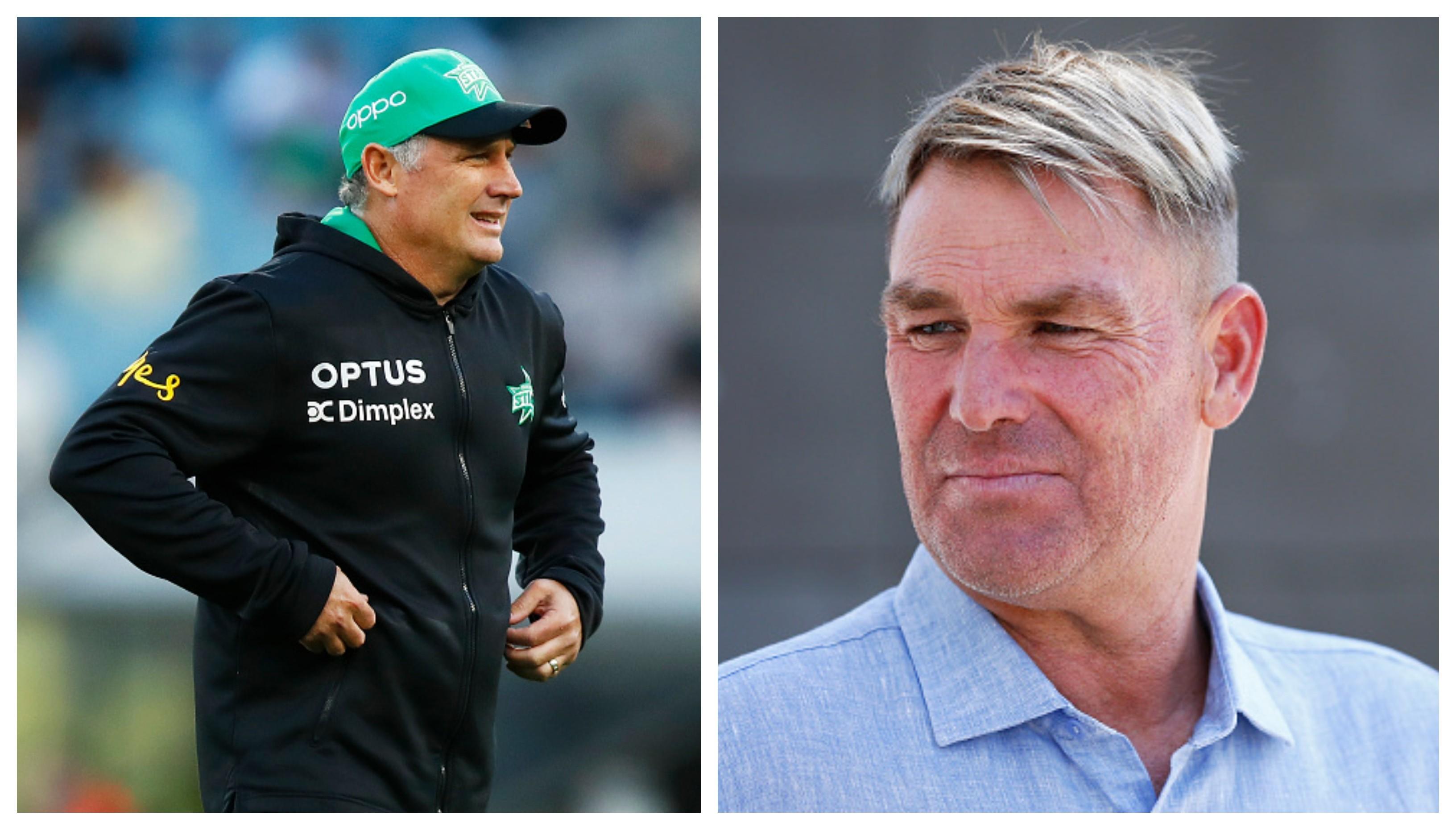 BBL 09: Shane Warne asks Cricket Australia to retract