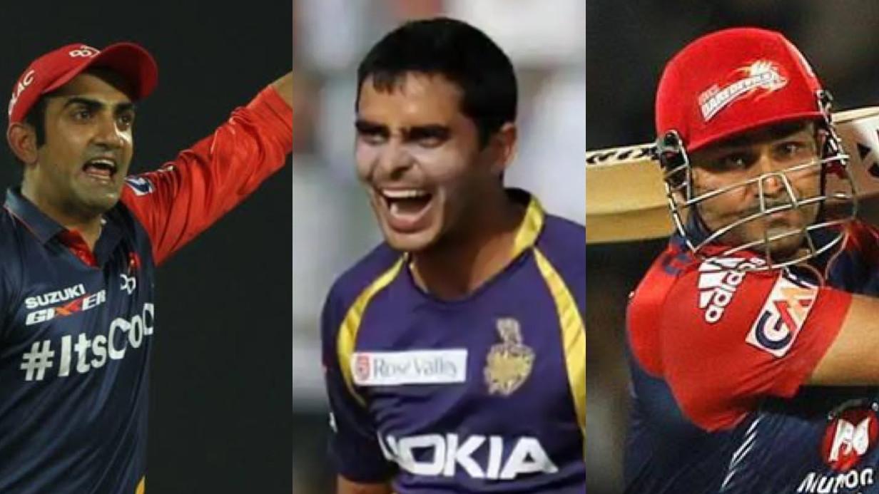 Rajat Bhatia recalls experience of playing the IPL under captaincy of Gautam Gambhir and Virender Sehwag