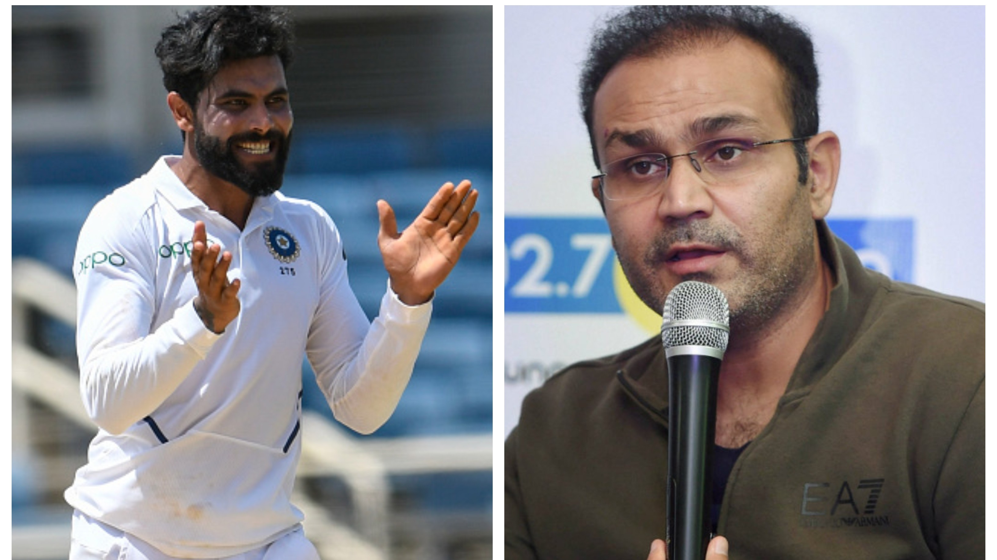 IND v SA 2019: Jadeja's recent retweet suggests his displeasure with Sehwag's social media activity