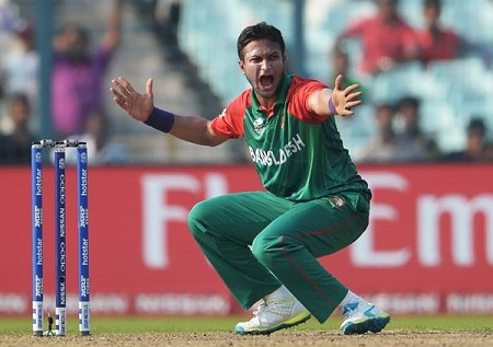 Shakib-al-Hasan | Getty Images