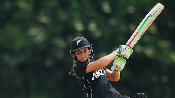 New Zealand's Amelia Kerr scales new heights in Women's ODI cricket