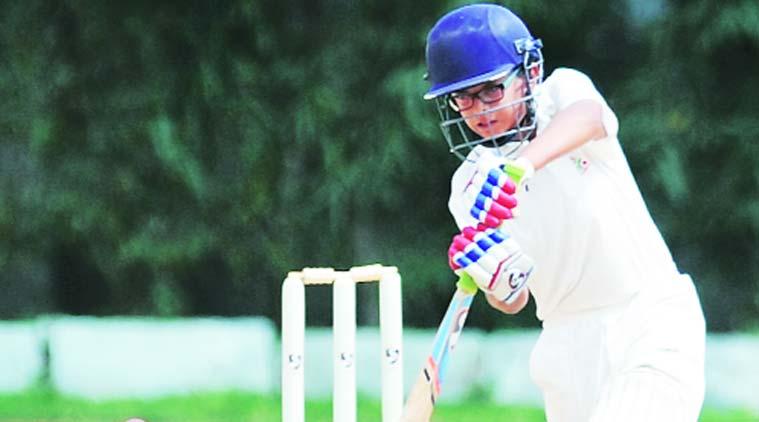 राहुल द्रविड़ और सुनील जोशी के बेटों ने लगाए मैच विनिंग शतक