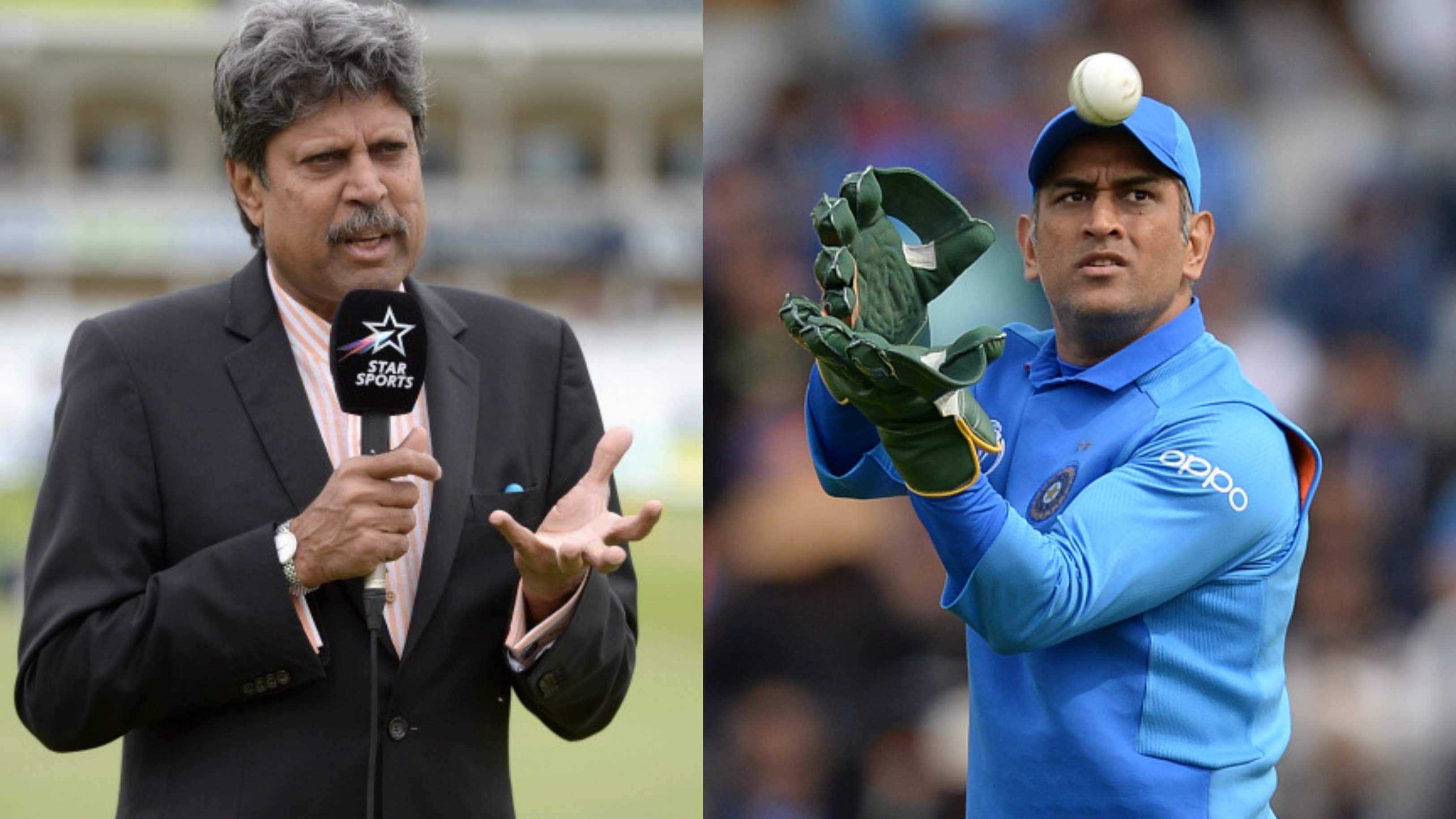 CWC 2019: Unfair to criticize MS Dhoni, says Kapil Dev on his World Cup struggles