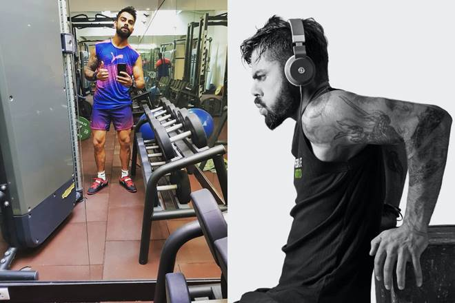 Virat Kohli is fairly conscious about his diet and health