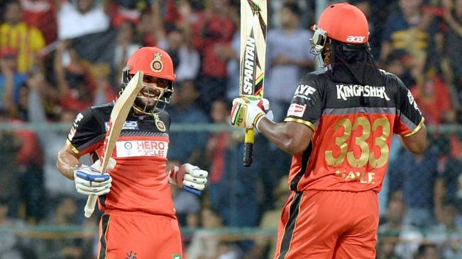 IPL 2018 : रॉयल चैलेंजर्स बैंगलोर का ये खिलाड़ी अभी क्रिस गेल को करता हैं याद