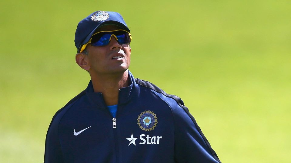 Rahul Dravid is now shaping the future of U19 cricketers   Getty