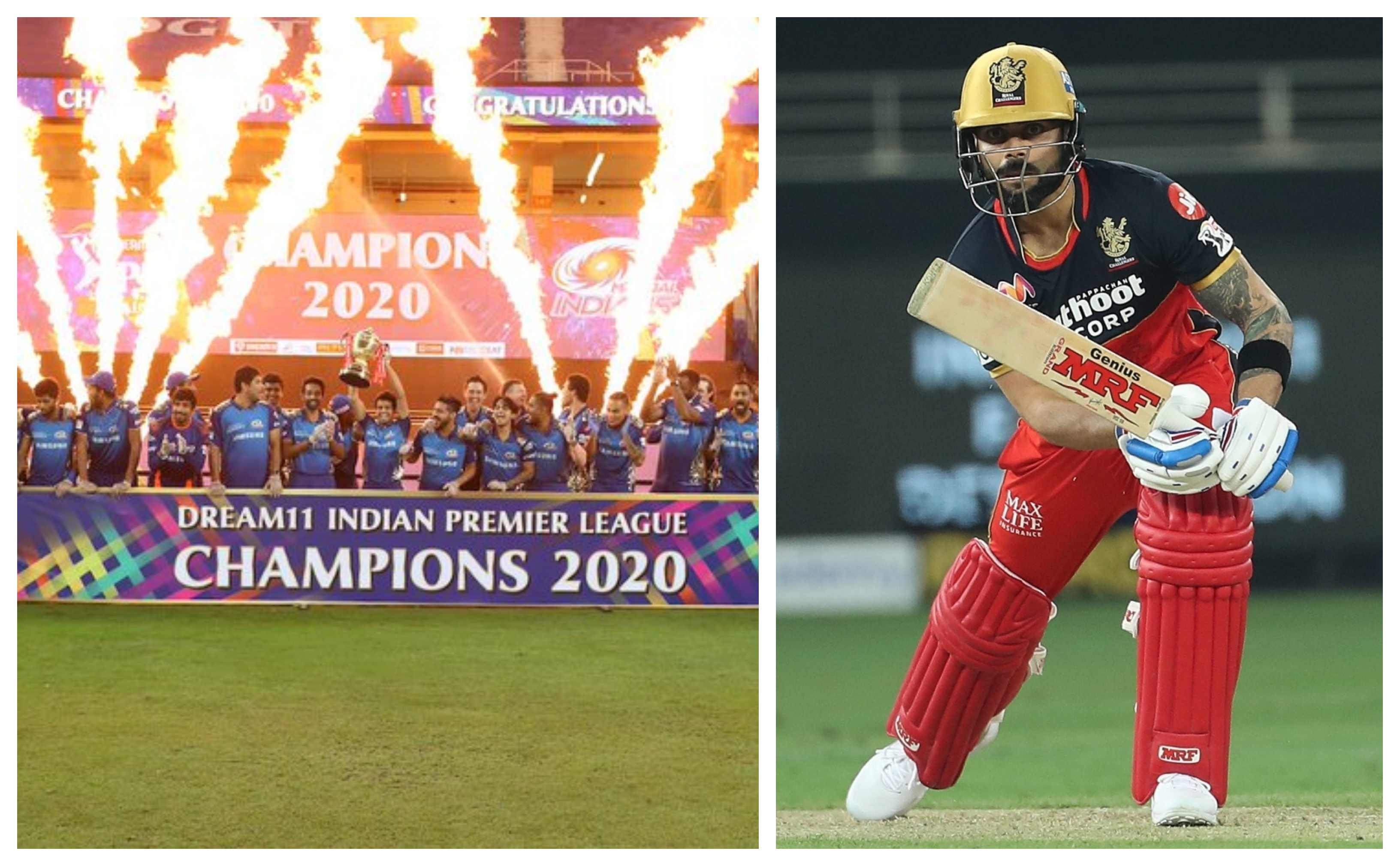 Mumbai Indians and Virat Kohli dominated Facebook during IPL 2020 | IPL/BCCI