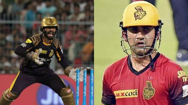 IPL 2018: Robin Uthappa sheds light on the distinguished captaincy style of Gambhir and Karthik