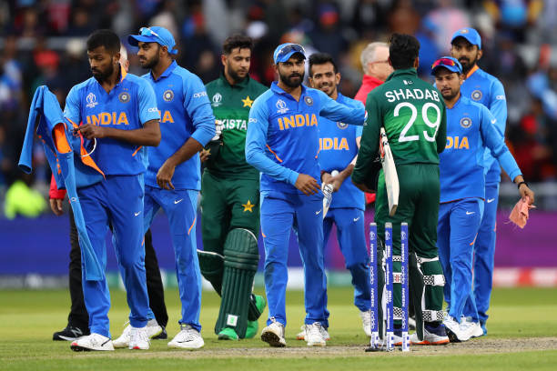 India and Pakistan last met in ICC World Cup 2019 | Getty