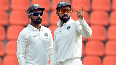 Ajinkya Rahane opens up about his bond with Virat Kohli