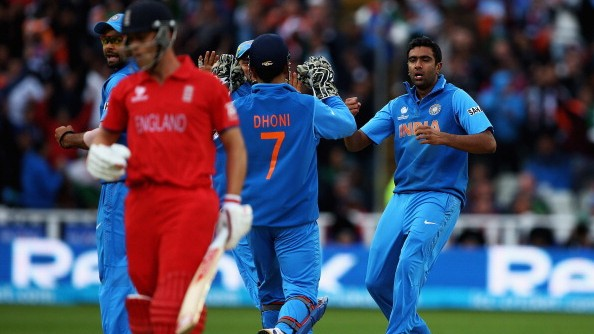 WATCH: Ashwin narrates how Dhoni plotted Jonathan Trott's dismissal in Champions Trophy 2013 final
