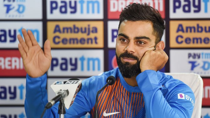 WATCH: Players will have to prove themselves in few chances, says Virat Kohli