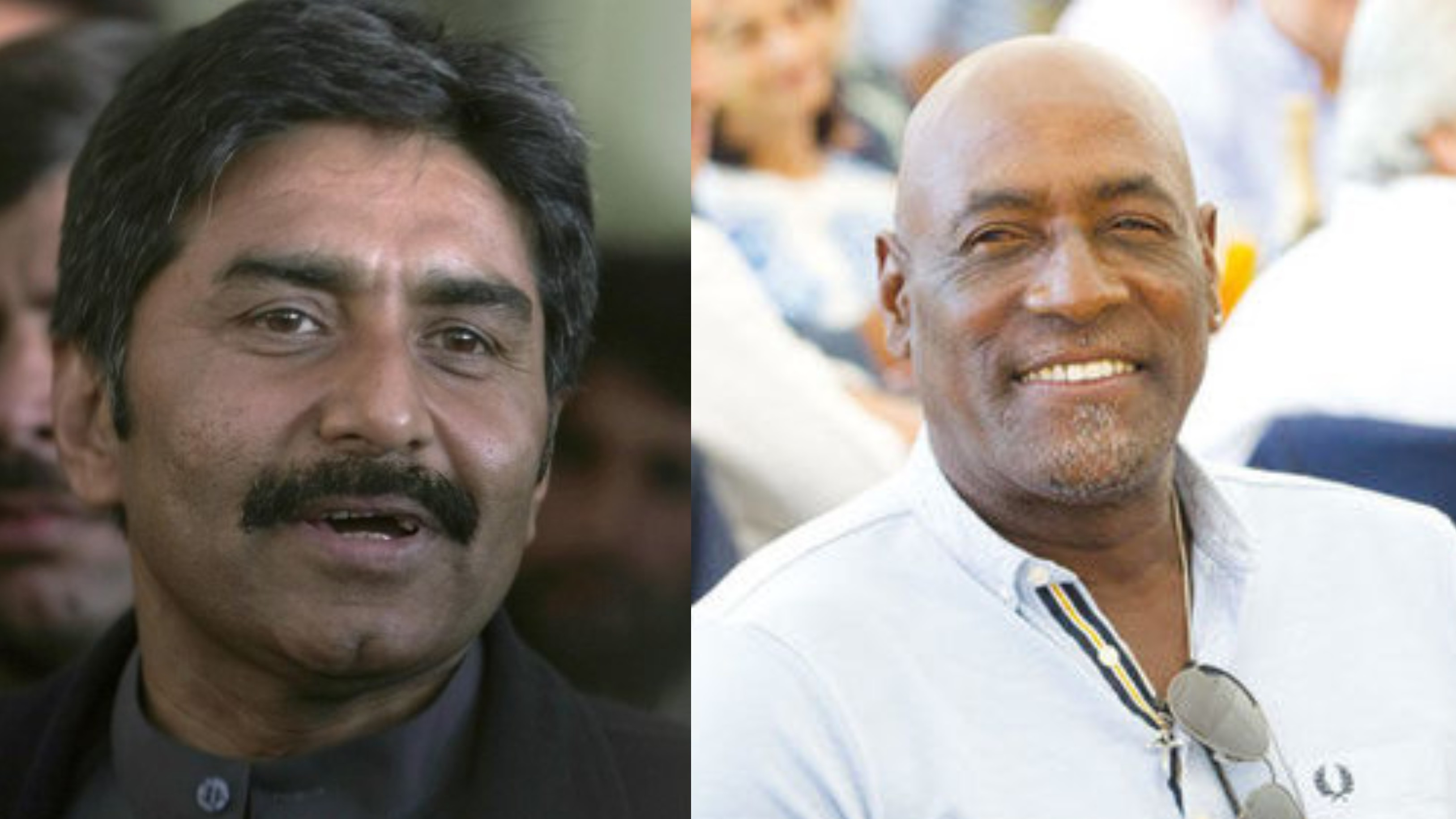 Javed Miandad shares an interesting story about Sir Viv Richards