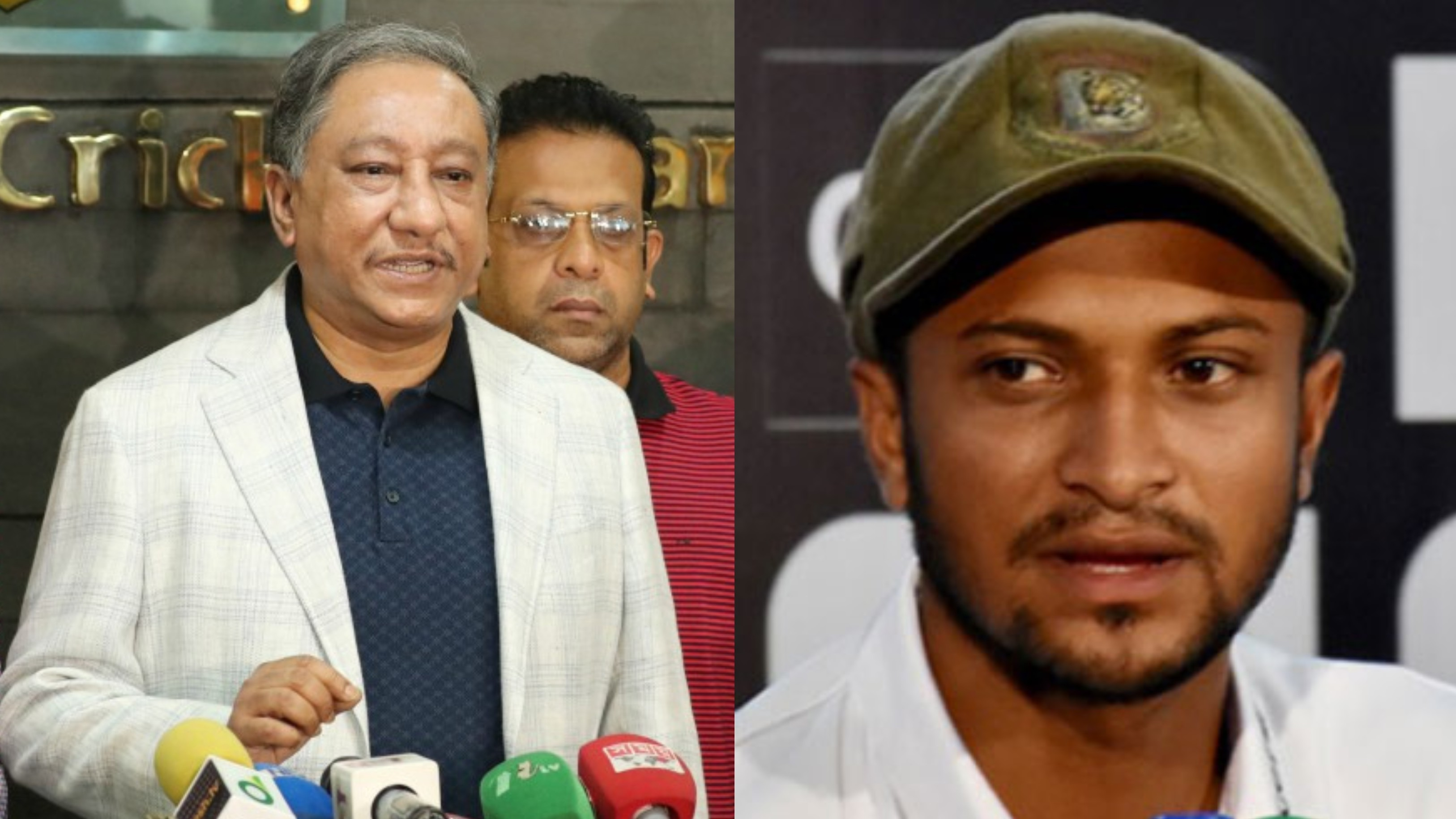 Shakib-Al-Hasan yet to discuss Test captaincy future with BCB, confirms chief Nazmul Hasan