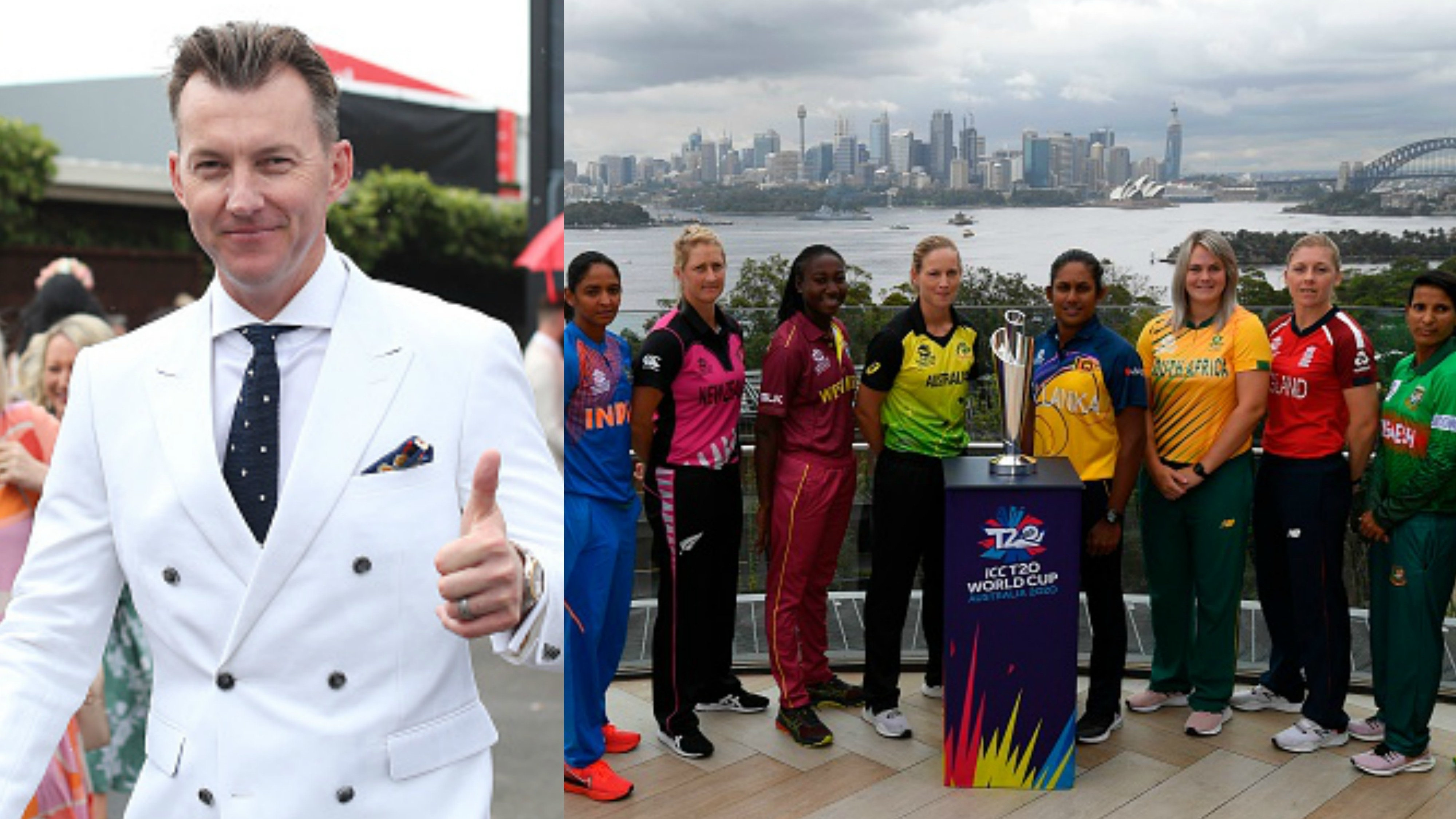 Women's T20WC 2020: Brett Lee picks two most impressive teams in tournament
