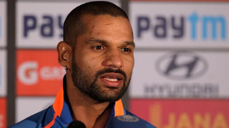 SA v IND 2018: Shikhar Dhawan cites rain and reprieve to David Miller as the major factors behind Wanderers ODI defeat