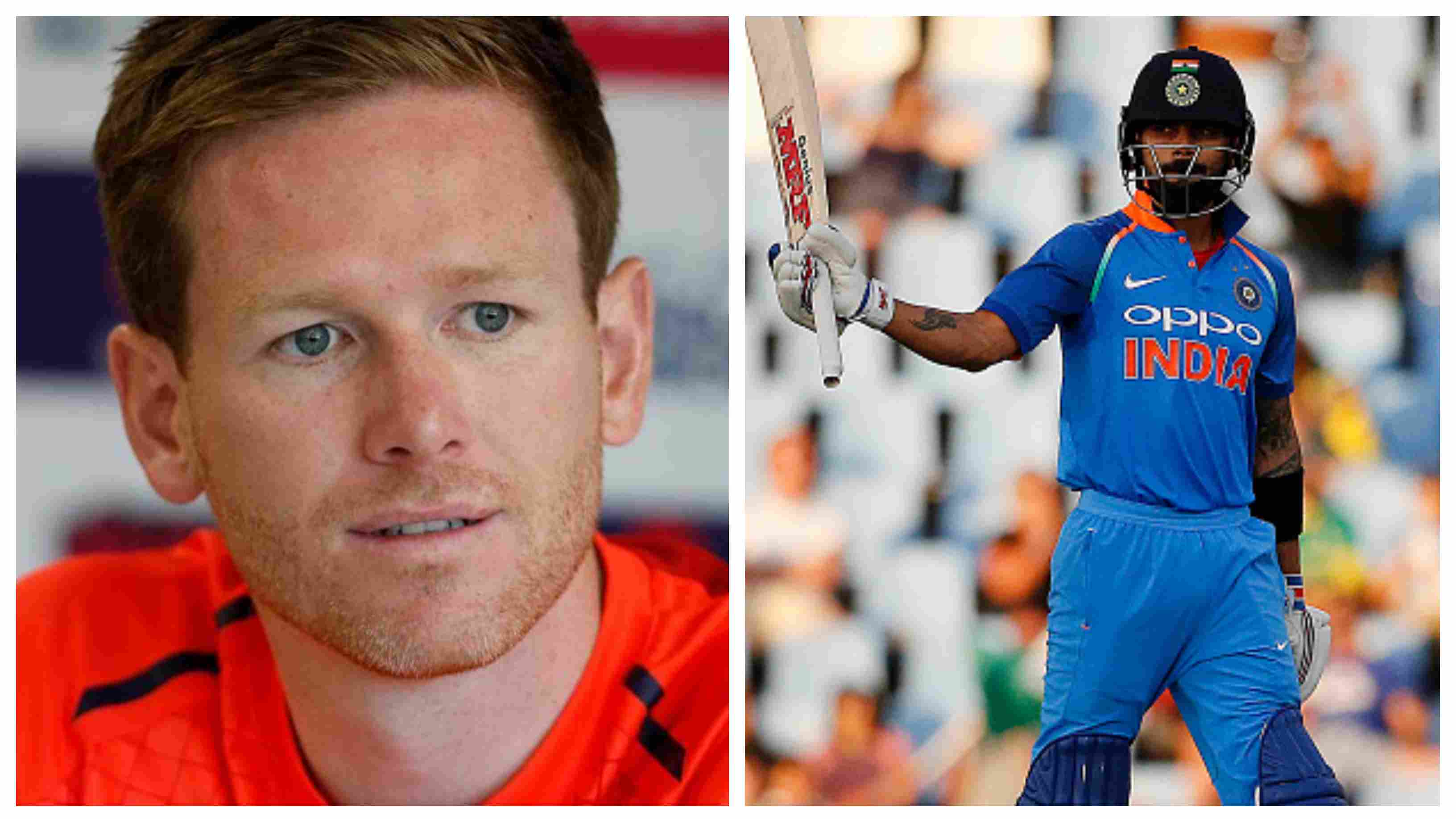 ENG v IND 2018: England have plans to restrain Virat Kohli, says Eoin Morgan
