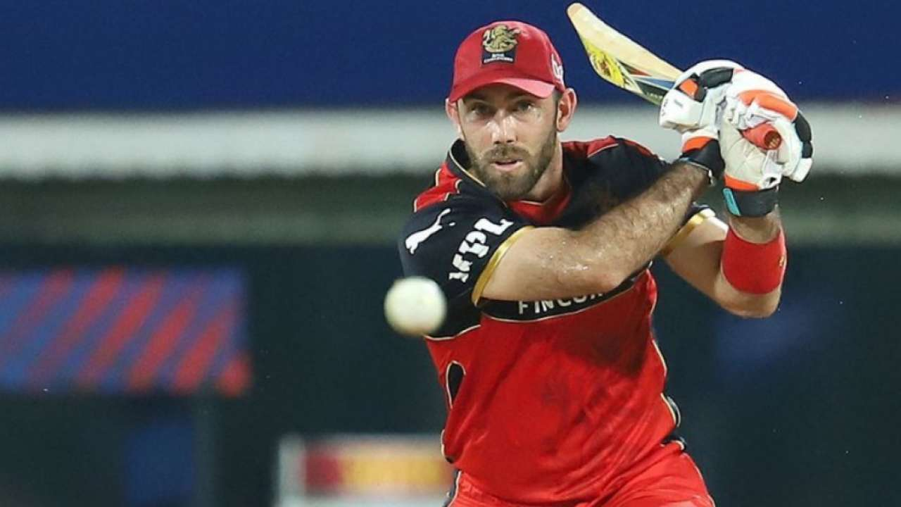 Glenn Maxwell was in good form in the first half of the IPL 14 | BCCI/IPL