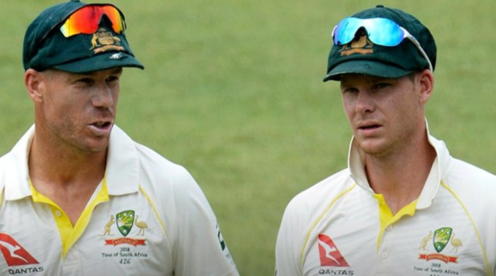 David Warner and Steve Smith will be itching to come back into the Australian team