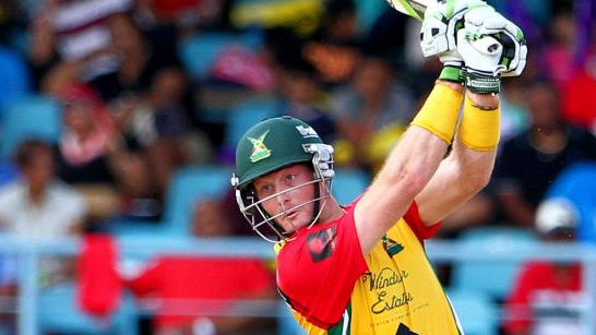 Martin Guptill earns the most expensive bid in CPL 2018 draft