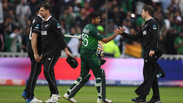 PAK v NZ 2021: Status of three-match ODI series changed due to 'non-availability' of DRS
