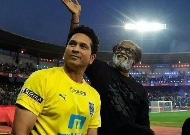 Watch: Superstar Rajnikanth names Sachin Tendulkar as his all-time favourite cricketer